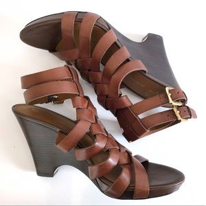 Franco Sarto Artist's Collection Nikita sandals